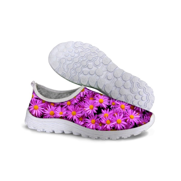 3D Flower Shoes for Woman 11