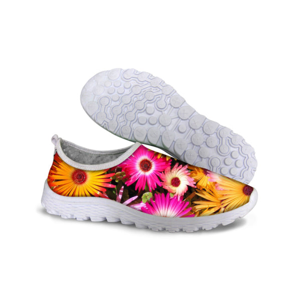 3D Flower Shoes for Woman 9