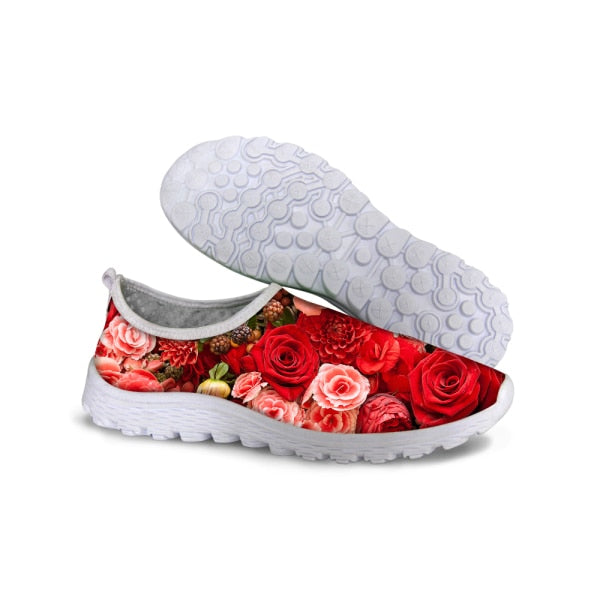 3D Rose Shoes for Woman 2