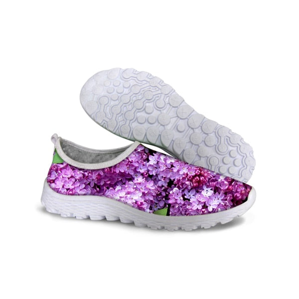 3D Flower Shoes for Woman 8