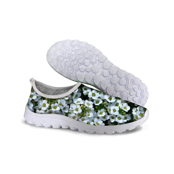 3D Flower Shoes for Woman 6