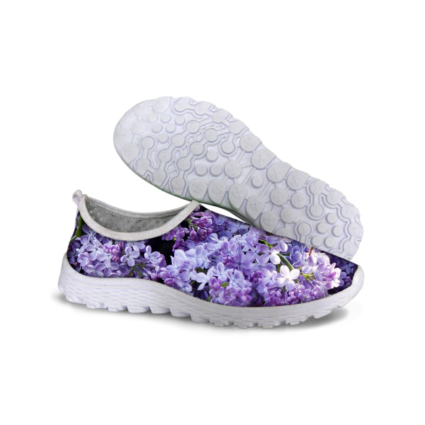 3D Flower Shoes for Woman 5