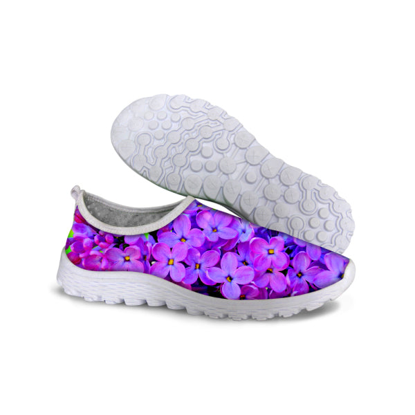 3D Flower shoes for Woman 4