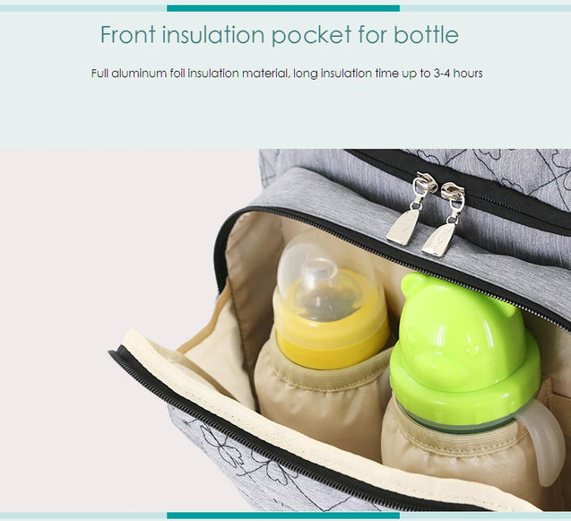 Ultimate Backpack Baby Organizer
