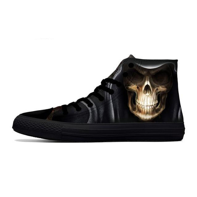 Scary High Top Shoes 1