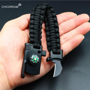 Rescue Paracord Bracelet