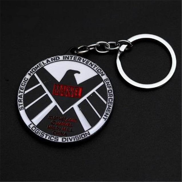 AVENGERS and SUPERHERO KEYCHAINS