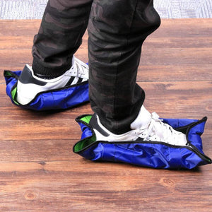 2Pcs Automatic Shoe Covers