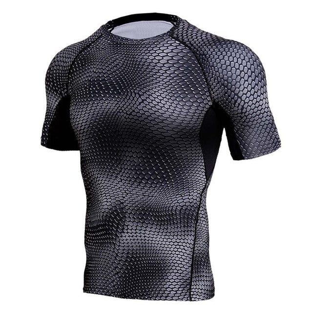 Sport Compression Shirt For Fitness 1