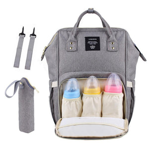 PRACTICAL PARENTING DIAPER NAPPY BAG