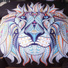 3d Animal Bedding Set Mandala White Tiger Duvet Cover Set 3pcs Single Queen King Size Bed Linen Set Boho Quilts Comforter Sheets