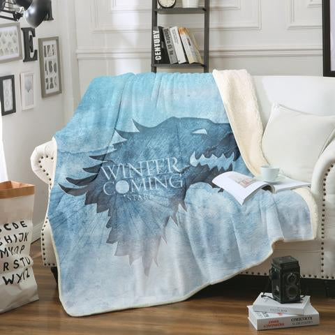 WINTER IS COMING BLANKET