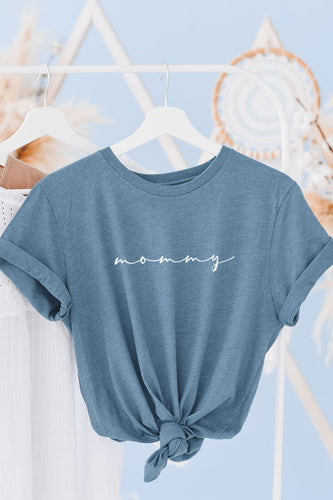 Mommy Graphic Tee