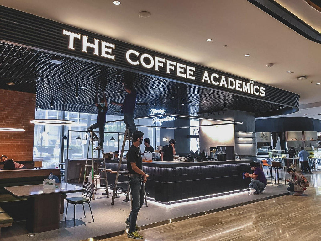 The Coffee Academics Opens the Second Shop in Bangkok