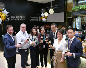 The Coffee Academïcs Standard Chartered Grand Opening