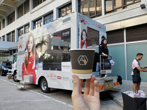 World AIDS Day Coffee Truck