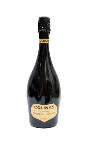 Sparkling - Portugal - Colinas Cuvee Brut Nature 2012 - The Coffee Academics