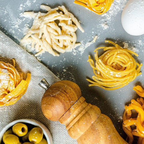 【S】Handmade Fresh Pasta Collection 手工現製意粉系列 - The Coffee Academics