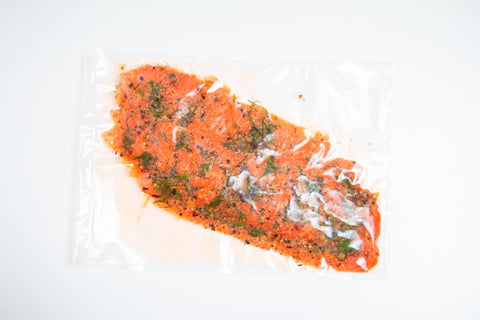 【XL】Ready-To-Eat Whole Smoked Salmon 即食原條煙熏三文魚 [Beetroot, Chilli Citrus]