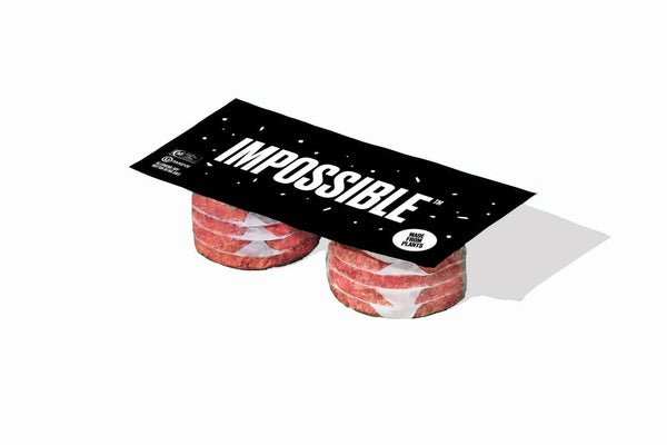 【L】Frozen Impossible™ Plant-based Burger Patty Pack 植物肉急凍漢堡扒 (10 pieces)