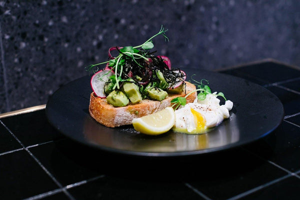 Nori Avocado Toast 紫菜牛油果多士