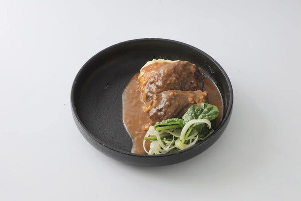 【M】Braised Pork Cheeks with Miso and Mash 慢煮白味噌豬面頰配薯蓉 - The Coffee Academics