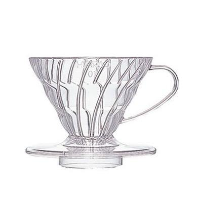 Hario V60 Coffee Dripper (01 / Clear) - The Coffee Academics