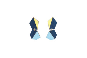 Uneven Earrings - Lolamohe