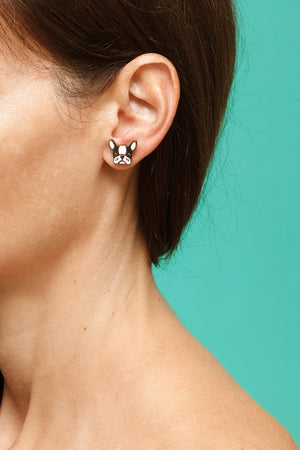 Dog Earrings - Lolamohe