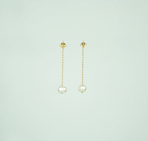 Pearl Earrings - Lolamohe