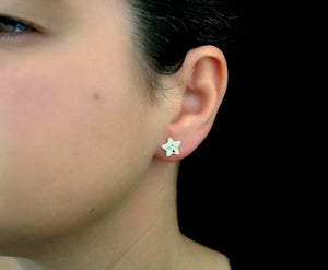 Galactic Star Earrings - Lolamohe
