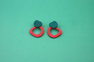 Bubble earrings - Lolamohe