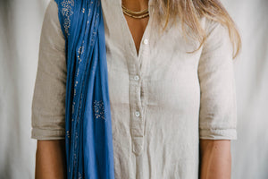 Regal Tunic - linen