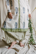 Load image into Gallery viewer, Harem Skirt Pants - sage