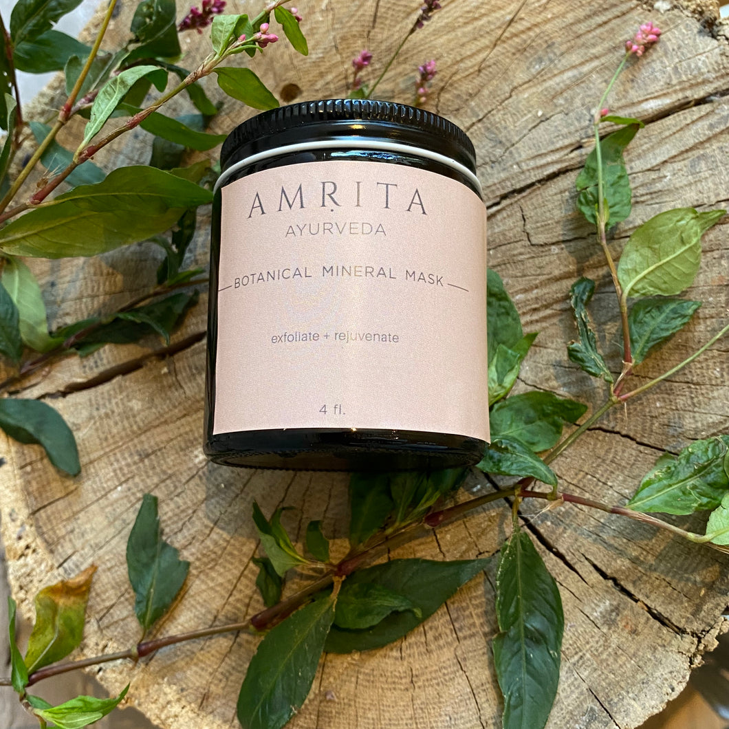 Botanical Mineral Mask
