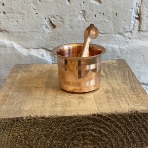 Copper Achaman Cup