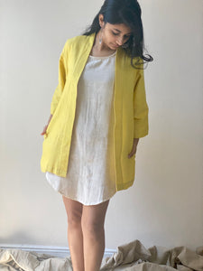 Trellis Tunic Shift Dress