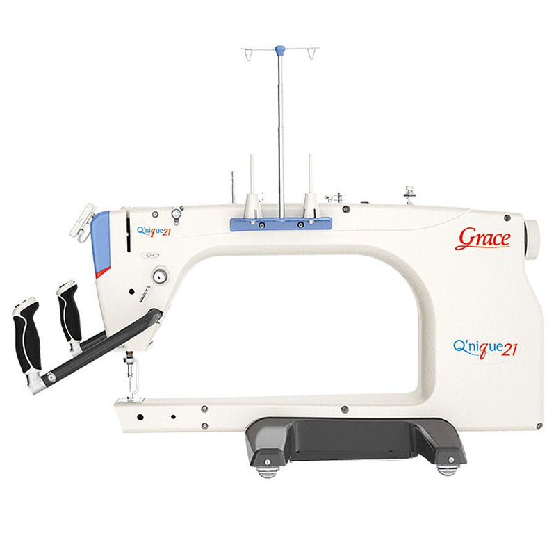 Grace Q'nique Q21 Longarm Quilting Machine