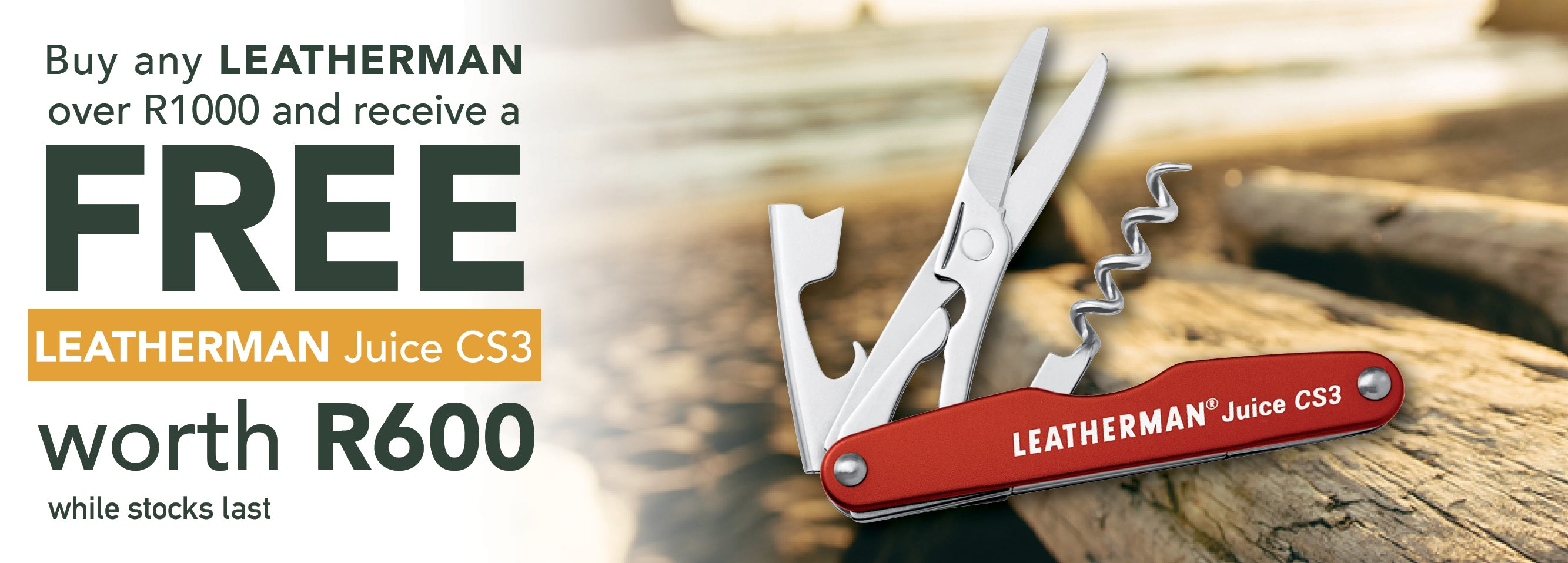 Leatherman fathers day banner