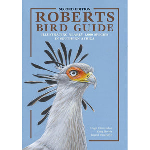 Roberts Bird Guide Book - Second Edition