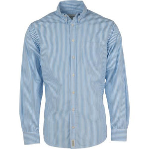 Canvas&Co Long Sleeve Stripe Shirt