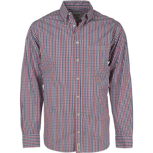 Canvas&Co Long Sleeve Check Shirt