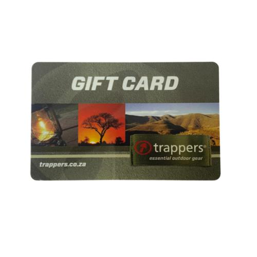 Trappers Physical Gift Card (In-Store Use Only)