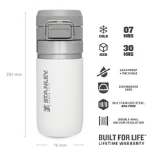 Load image into Gallery viewer, Stanley Quick Flip Water Bottle - 0.47L