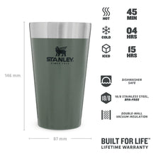 Load image into Gallery viewer, Stanley Adv Stacking Vacuum Pint  473ml/16oz