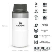 Load image into Gallery viewer, Stanley Classic Trigger Action Mug - 0.25L