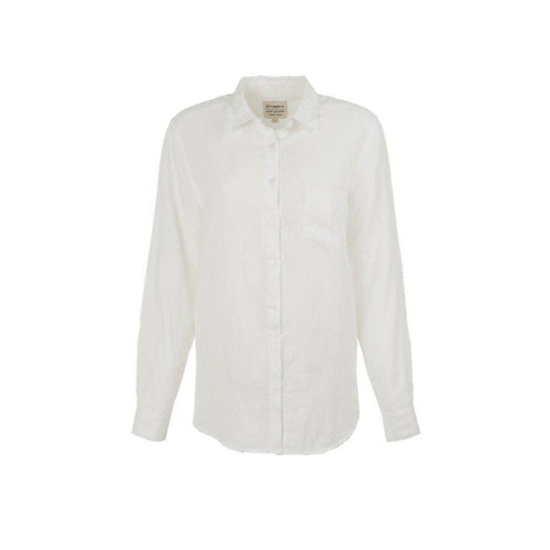 Trappers Ladies Classic Linen Blouse