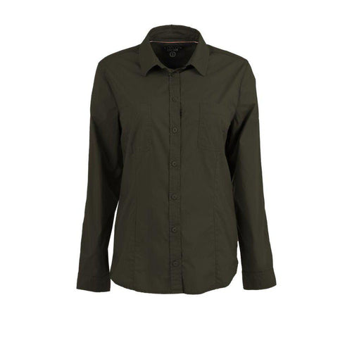 Trappers Ladies Stretch Blouse