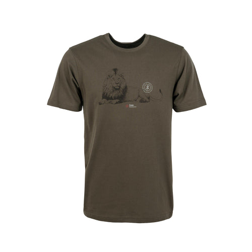 Trappers Big 5 Tee - Lion