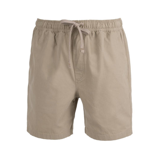 Trappers Canvas Elasticated Shorts